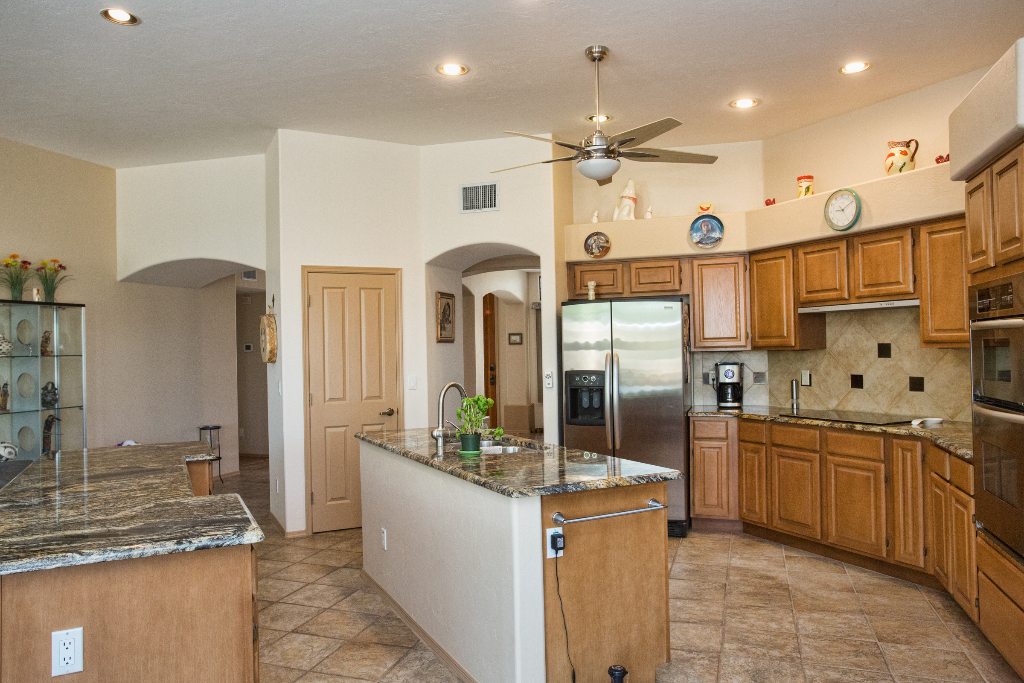 Interior Residential Painting - Kitchen